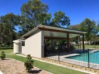 Pergola Insulated roof panels