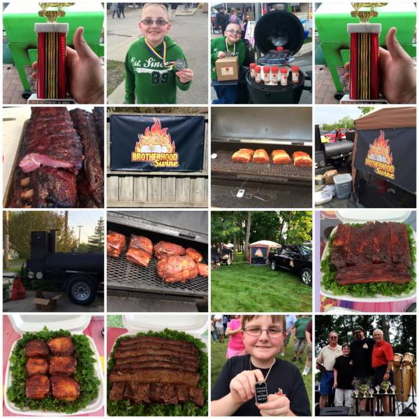 Competition BBQ