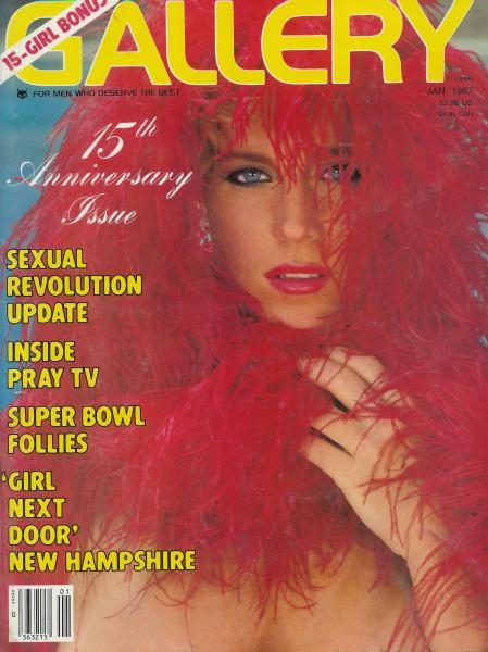 Gallery Magazine Mistress Aurora