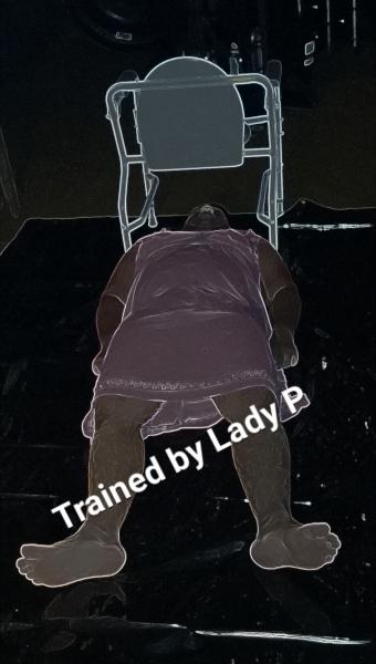 bondage chair pussy pump