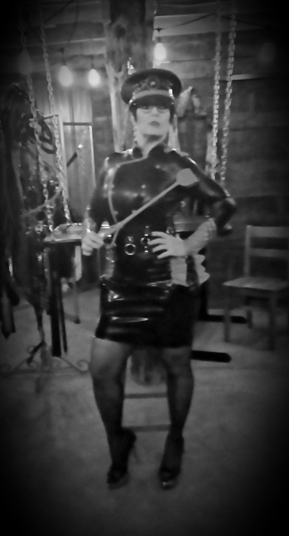 The Strict Mistress Aurora