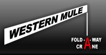 Western Mule Cranes logo
