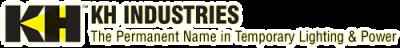 KH Industries logo