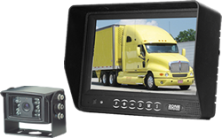 "Zone Defense® 7"" Digital LCD Monitor System #ZD.323.1"