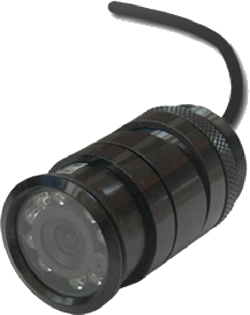 Zone Defense®    Flush Mount Bullet Style Camera #CAM.313.RBS