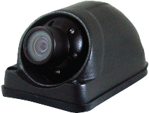 Zone Defense®  All Metal Mini Side-View Camera # CAM.313.MS