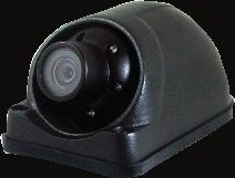 Zone Defense® All Metal Mini Side-View Camera #CAM.313.MS