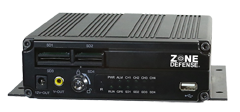 Zone Defense®  Black Box DVR # R.AVS.400B.4