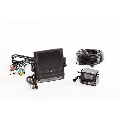 "Mobile Awareness 1126 Wired Single Camera System with 5.6"" Monitor"