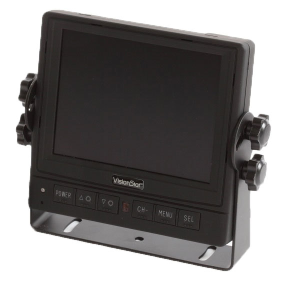 "Mobile Awareness®  5.6"" Digital LCD Monitor #1107"