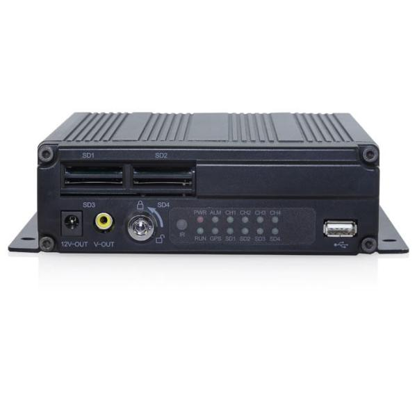 Mobile Awareness 1162-2 4-Channel DVR