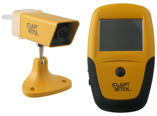 Swift Hitch portable back-up camera