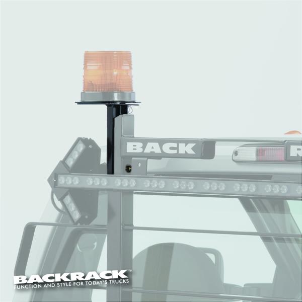 """BACKRACK™ 81001 - Light Bracket 6-1/2"""" Base  Driver Side"""