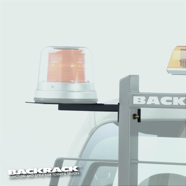 """BACKRACK™ 91001 - Light Bracket 10-1/2"""" Base Drivers Side"""