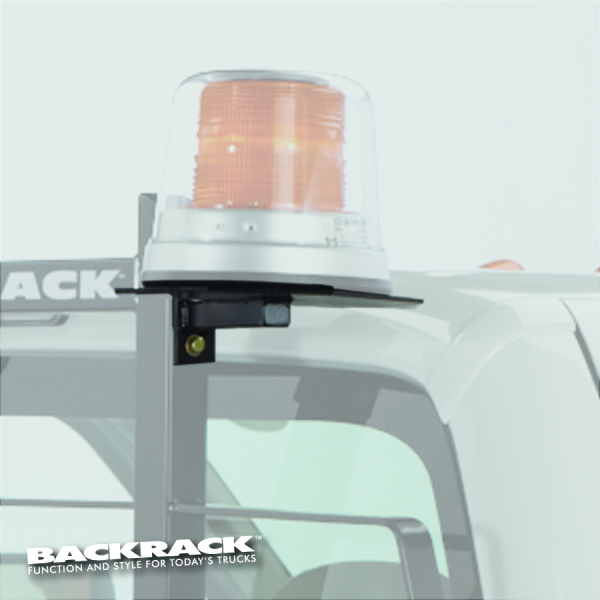 "BACKRACK™ 91003 - Light Bracket 10-1/2"" Base Passenger Side"