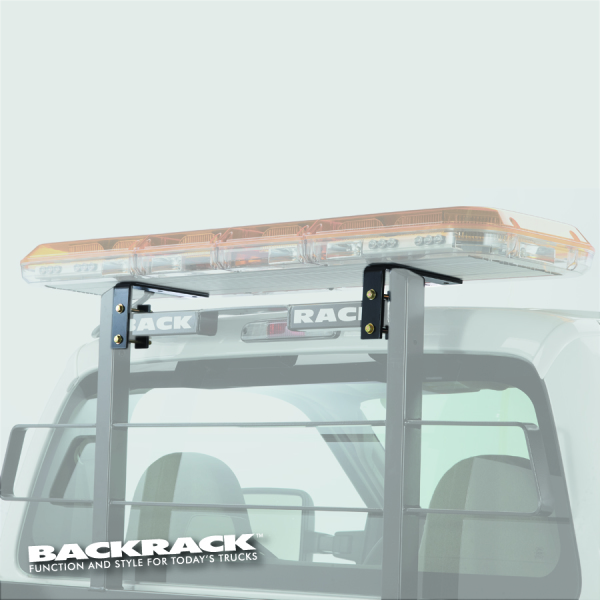 BACKRACK 91006 - Light Bar Brackets (pr)