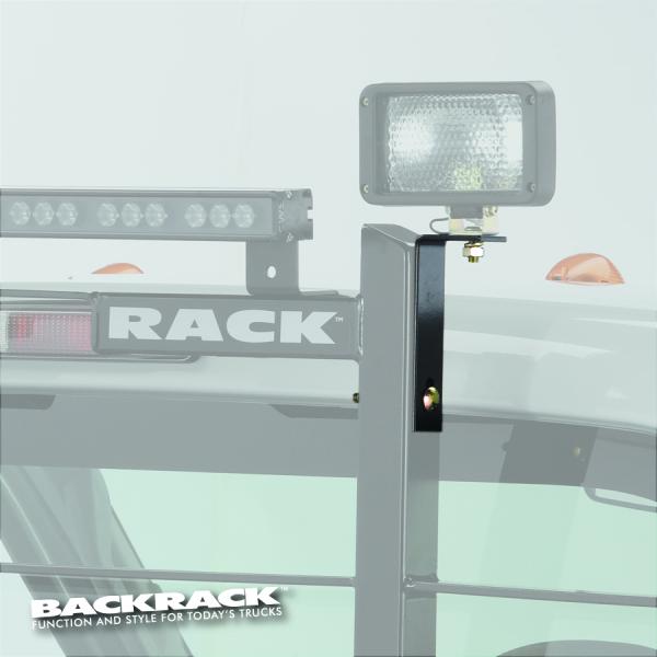 BACKRACK 91005 - Work Light Brackets ( pr)