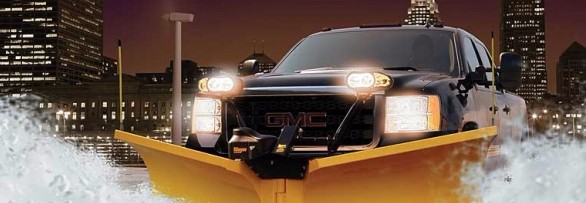 Snow Plow Lights  Combination Headlight