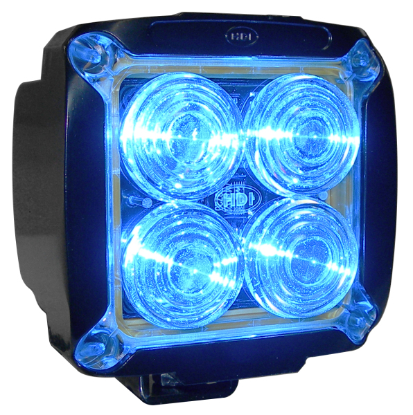 Hamsar 82295/C Blue LED Forklight Work Light