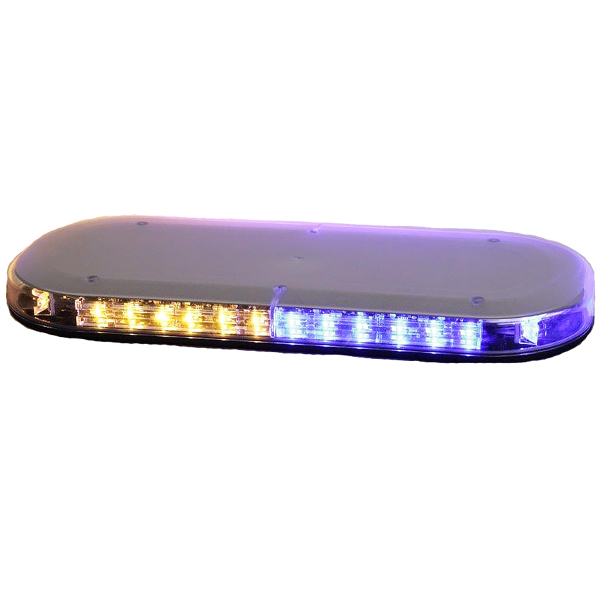 Hamsar 81542A/B LED Amber Blue Micro Light Bar
