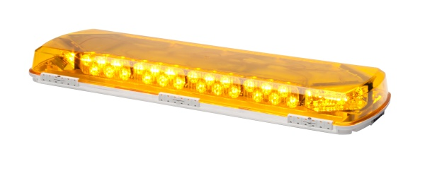 "Whelen MC23PA Mini Century Series 23"" Mini Amber Lightbar"