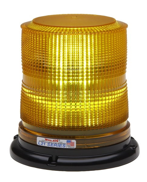 Whelen L21HAP Amber Beacon