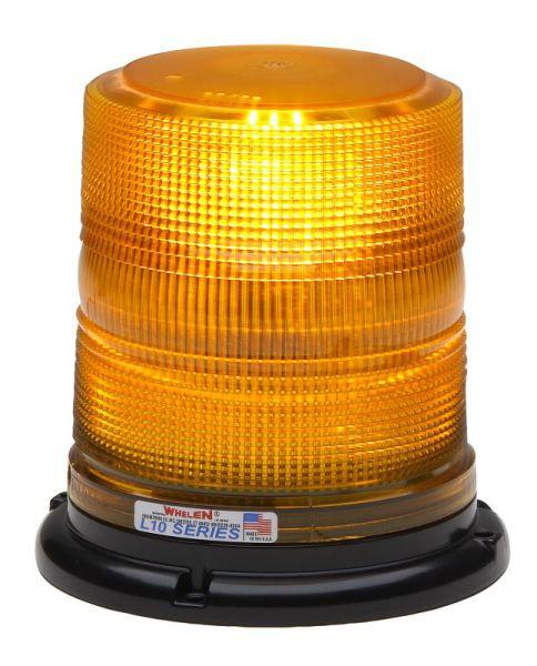 Whelen L10HAP Amber Beacon
