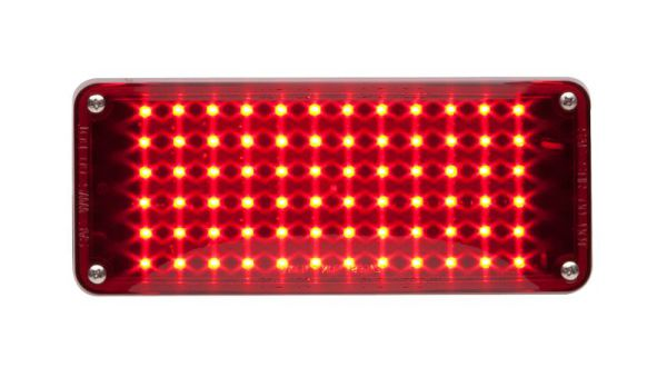 Whelen Super LED 700 Series Brake Tail Turn Lights 70BTT
