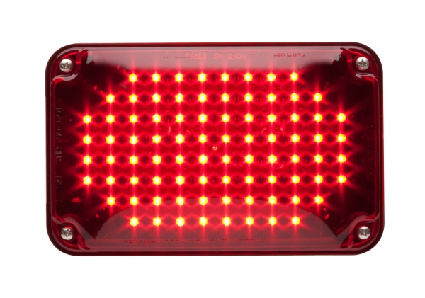 Whelen 600 Series Brake Tail Turn lights