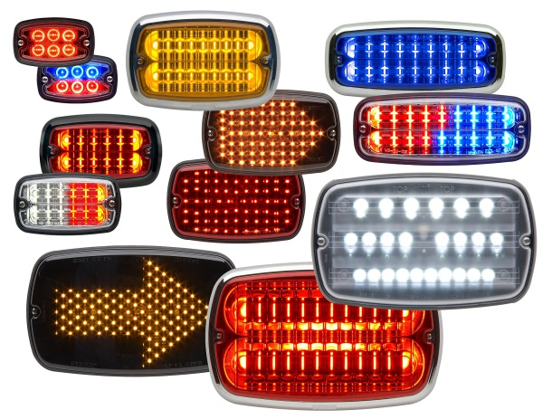 Whelen®  M Series  Super-LED® Lightheads