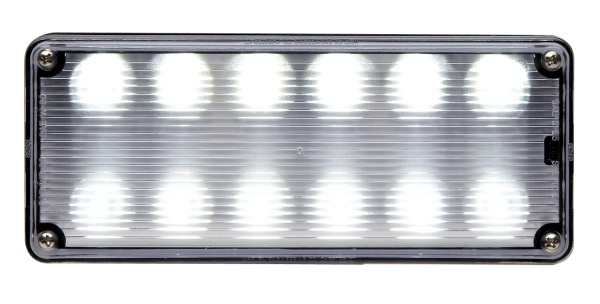 Whelen Super LED 700 Series Scene Light Recess Mount 70C0ELZR