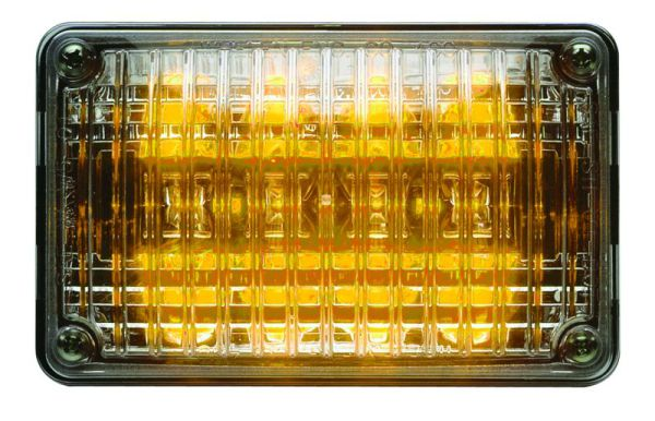 Whelen Super LED 400 Series Single Level Warning light