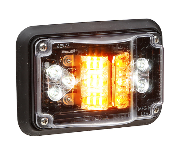 Whelen 3 in 1 Super LED 400 V Series Warning Light