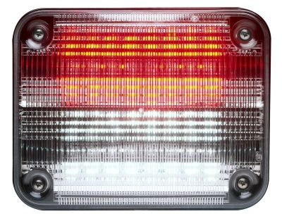 Whelen 90RC5FCR 900 Series LED Lighthead