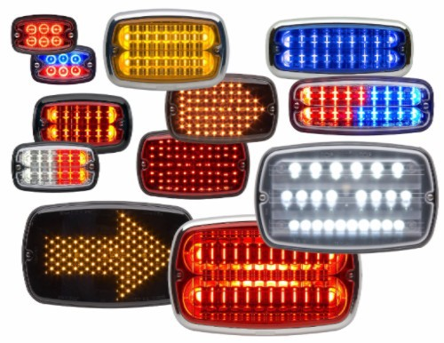 Whelen M Series Super-LED Lightheads