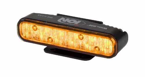 Whelen®  ION™ Series  Super-LED® Lighthead Warning