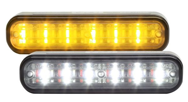 Whelen®  ION DUO™ Series  Super-LED® Lighthead Warning