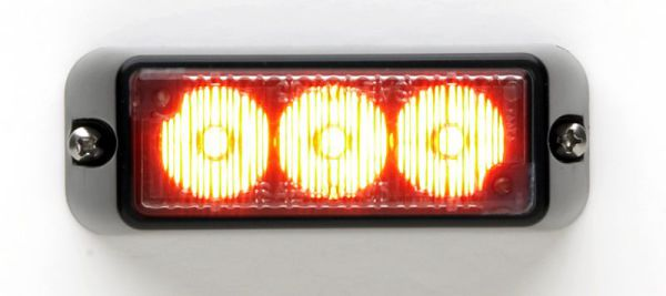 Whelen®  TIR3™ Super-LED®   Lighthead  Warning