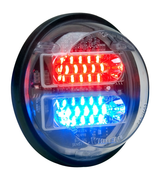 "Whelen 4"" Round LINZ6 Super-LED Lighthead"