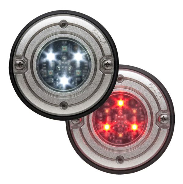 "Whelen®  3"" Round LED Lighthead Interior Lighting"
