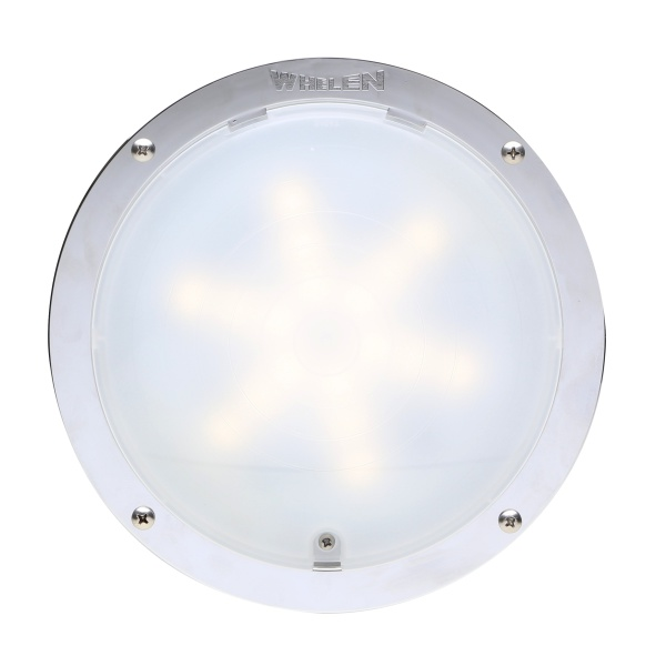 "Whelen®  8"" Round Super-LED® Lighthead Interior Lighting"