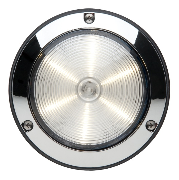 "Whelen®  2G Super-LED® 4"" Round Lighthead Interior Lighting"