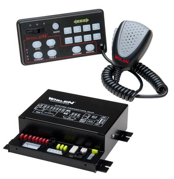 Whelen®  295SSA & 295SDA Series Electronic Sirens