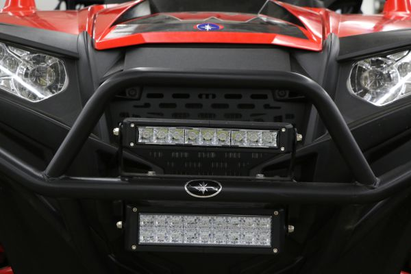 ATV with Whelen Continuum LED Off-Road Lights