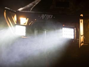 Truck with GOLIGHT GXL LED Lighting