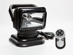 7951 GOLIGHT RadioRay Halogen Portable Mount