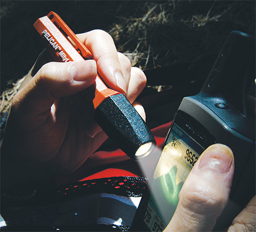 Pelican Small Flashlights