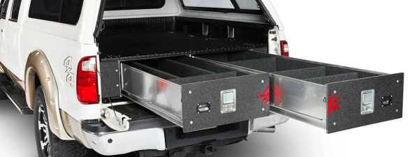 Cargo Ease® Cargo Lockers