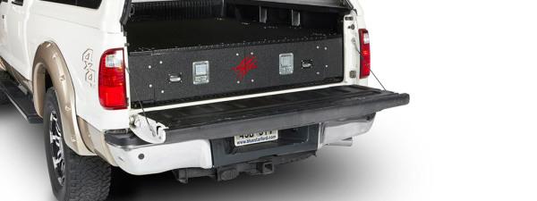 Truck • Van  Storage System: