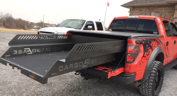 Cargo Ease® XTREME Side Rails